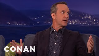 Jimmy Pardo's Bonding Time With His Son  - CONAN on TBS