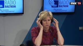 "Министр здравоохранения Анда Чакша в программе ""Разворот"" #MIXTV"