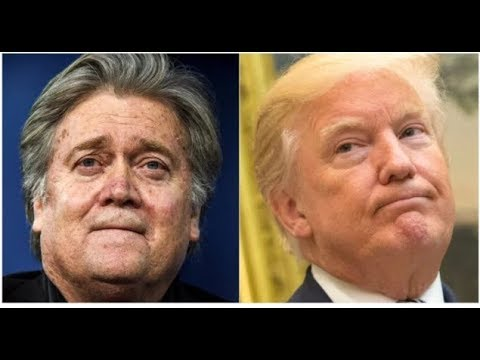 BANNON'S OUT, TRUMP INSIDER REPORTS SHOCKING COUP ATTEMPT GOING ON FROM INSIDE WHITE HOUSE!