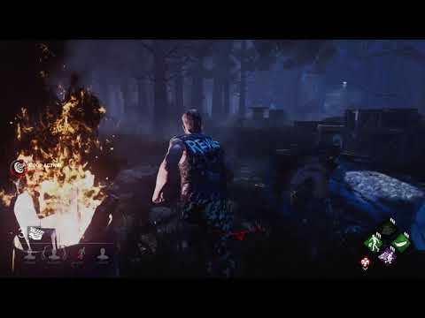 Dead By Daylight -  (David King) No Hit Game