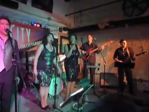 Soul City - Motown and Stax Review Band Hudson Valley NY