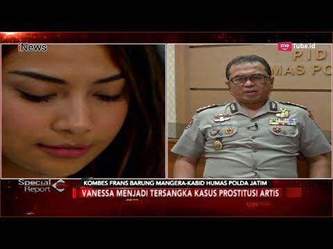 Vanessa Tersangka, Polisi Ungkapkan VA Sering Kirim Gambar Asusila - Special Report 16/01