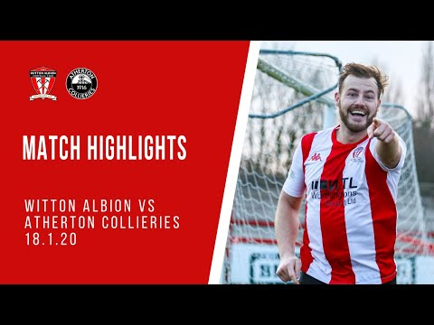 Witton Atherton Goals And Highlights