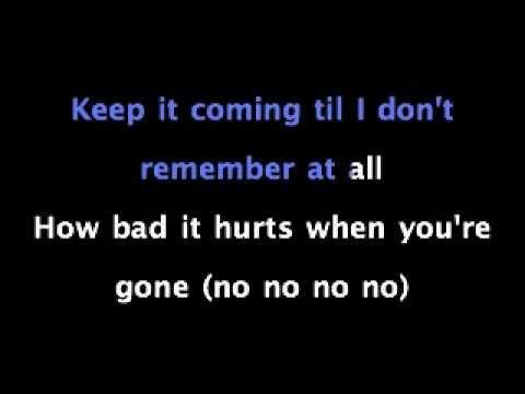 Just A Fool - Christina Aguilera Ft. Blake Shelton - KARAOKE SING ALONG with Lyrics
