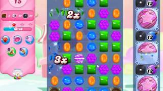 Candy Crush 3187 So close! Spin strategy