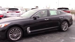 2018 Kia Stinger Base - New Car For Sale - Medina, Ohio