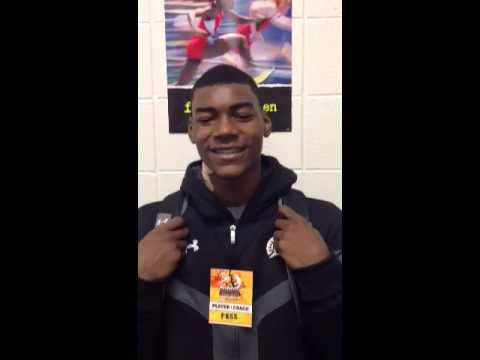 Lou Adams Jr talks Orr and 30 point performance in a win over Indianapolis Warren Central