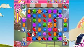Candy Crush Saga Level 1051 No Boosters