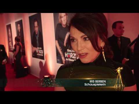 Iris Berben im Interview - GOLDENE KAMERA 2014