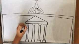 History of Art: Draw my Building