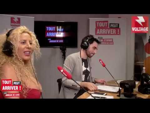 Afida Turner met le feu pour sa 1ère sur Voltage FM