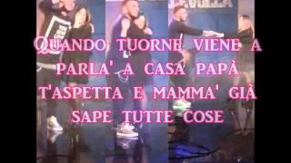 """Tony Cossentino E Fortuna """"Kilometri e messaggi"""" (Testo)"""