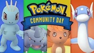 Wir dürfen den nächsten Community Day bestimmen!   Pokémon GO Deutsch #1277
