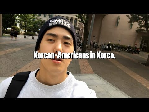 Korean-Americans in Korea! [Let's Talk ep.2]