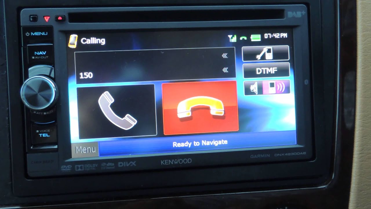 Drivers: KENWOOD DNX4230TR Multimedia Receiver DAB