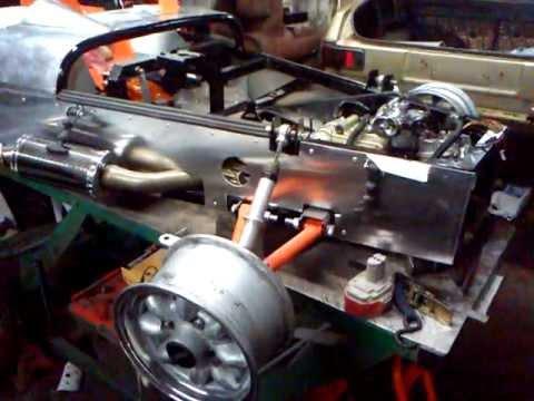 kids lotus 7 kit car build so far part 3