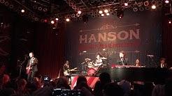 Hanson - Run Run Rudolph Live