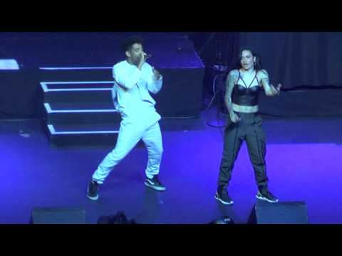 Kehlani - How We Do Us/Just A Picture - Fox Theater - Oakland, CA - December 19, 2015