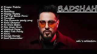 Badshah songs jukebox