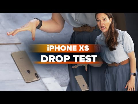 iPhone XS drop test: How tough is the glass?