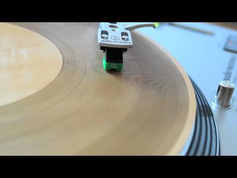 More Digitally Fabricated Records: Listen to the Velvet Underground on Laser Cut Maple