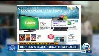 Best Buy's Black Friday Ad revealed