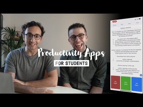 The Best Productivity Apps For Students (2019)