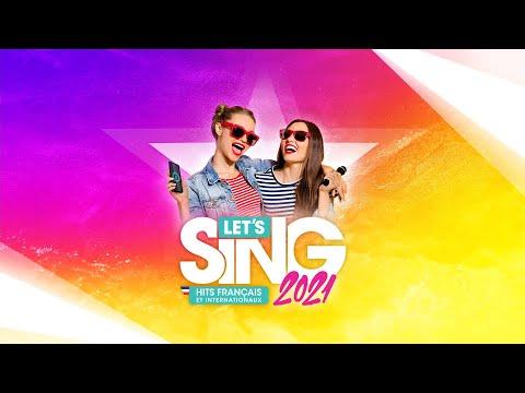 Let's Sing 2021 Hits français et internationaux Release Trailer