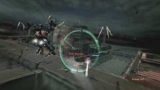 Armored Core V - PS3 / X360 - Multiplayer Walkthrough