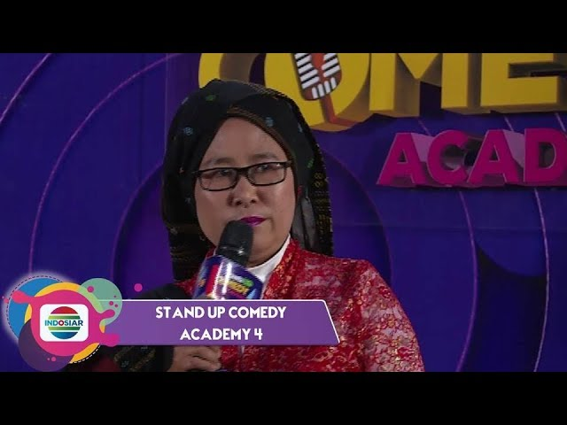 WAH! Cing Abdel Kena Omel Ibu-Ibu | Audisi SUCA 4