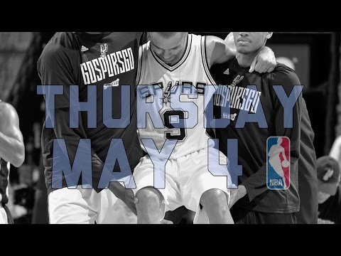 NBA Daily Show: May 4 - The Starters