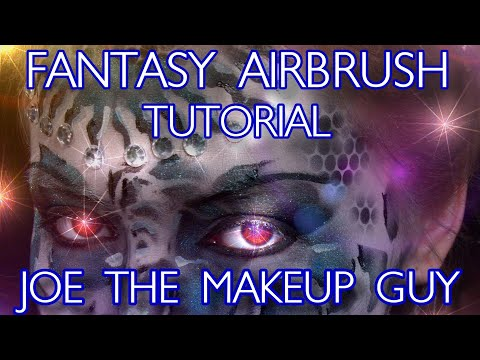 Airbrush Makeup Tutorial