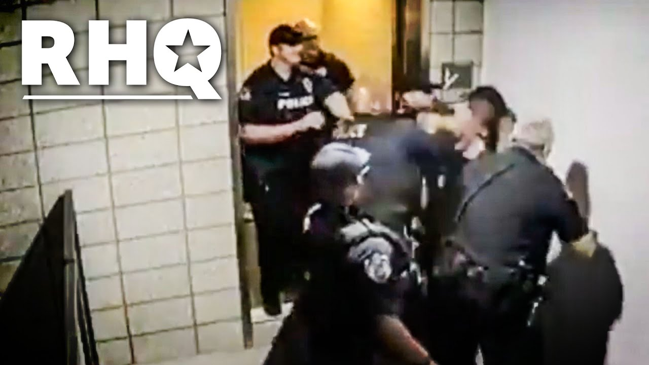 Toxic Police Culture CAUGHT On Footage