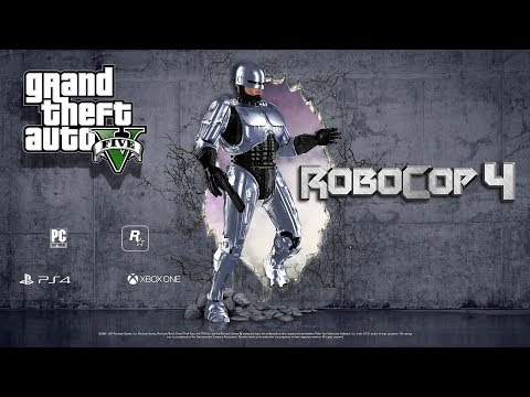 Robocop 4 (GTA 5 Film) 2018