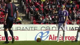 Resumen de RCD Mallorca (0-1) Real Valladolid