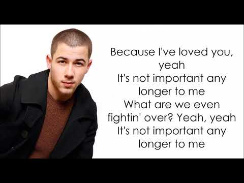 DJ Mustard,NIck Jonas - Anywhere [LYRICS]