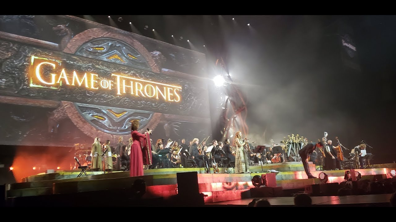 Game Of Thrones Live Concert Experience 2018 Youtube