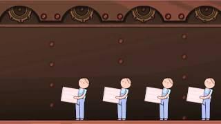 İsrail makinası (animasyon kısa film)
