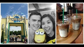 Holiday Vlog to CentrO & Movie Park Germany Thumbnail