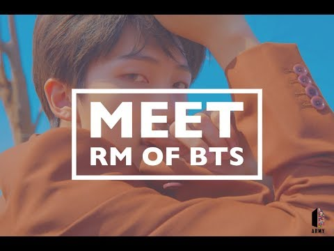INTRODUCING: RM OF BTS