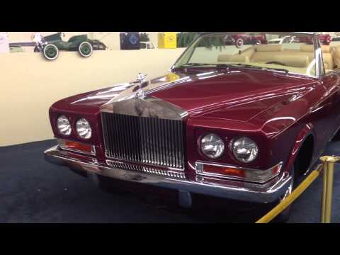 1977 Rolls-Royce Phantom VI Frua Cabriolet For Sale