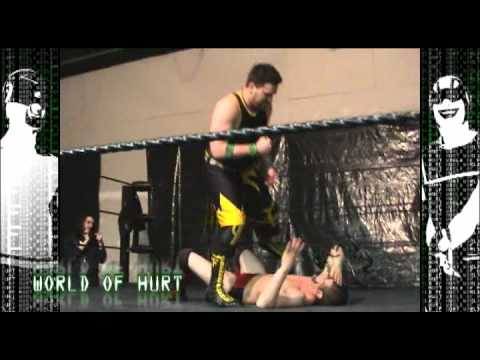 "Beyond Wrestling - [Free Match] Corvis Fear vs. Robbie Roller (Zack Novak) ""World of Hurt"""