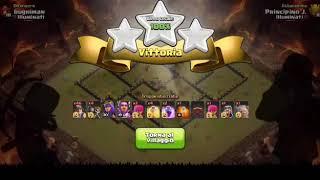 Come attaccare coi minatori|Clash of clans|