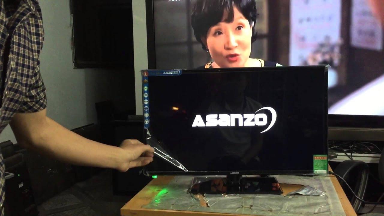 Tivi Asanzo 25 inch 25T350 | Tích hợp KTS