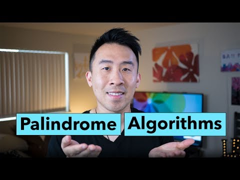 Swift: Fun Algorithms - Counting Palindromes