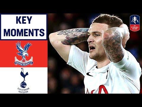 Crystal Palace 2-0 Tottenham | Key Moments | Emirates FA Cup 18/19
