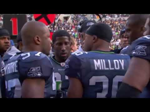 Seattle Seahawks vs New Orleans Saints 2011 Wildcard Round