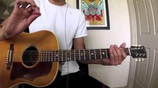 Stone Temple Pilots - Creep (Guitar Lesson)