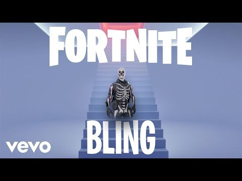 Fortnite Bling - Hotline Bling (Remix) By Kyle5432100 (Official Music Video)