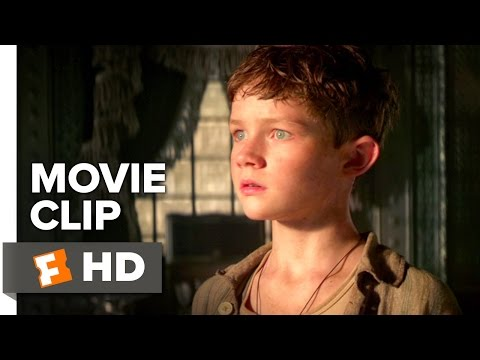 Pan Movie CLIP - The Boy Who Could Fly (2015) - Hugh Jackman, Levi Miller Movie HD